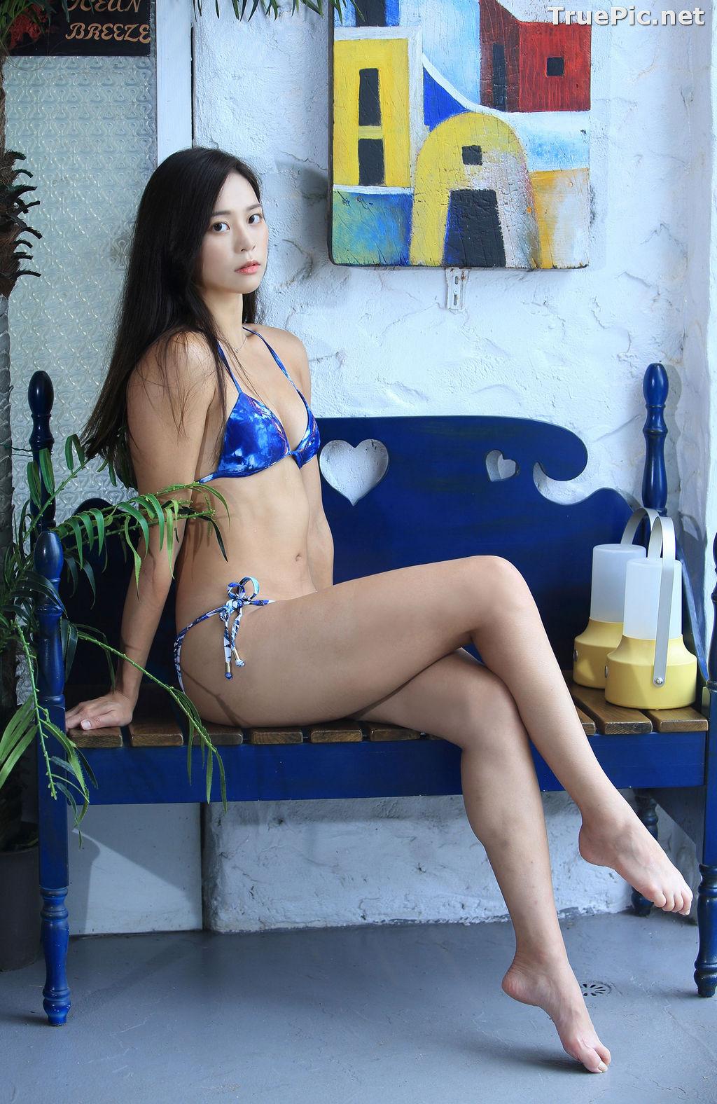 Image Taiwanese Model - Shelly - Beautiful Bodybuilding Bikini Girl - TruePic.net - Picture-17