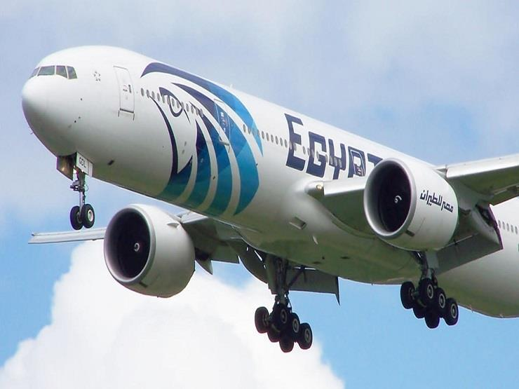 "The first official comment from ""EgyptAir"" after Saudi Arabia suspended entry to Egyptians"