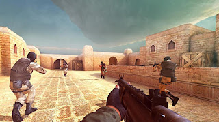 Download Game Counter Terrorist SWAT Strike V1.1 MOD Apk ( Unlimited Ammo )
