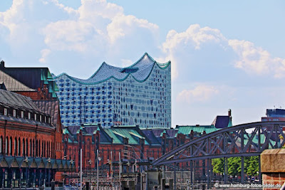 Elbphilharmonie Hamburg 2015 Speicherstadt