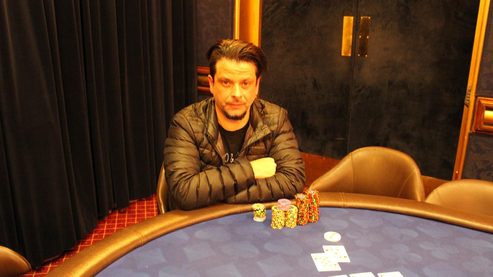 Dunedin Casino Poker Tournament Winner