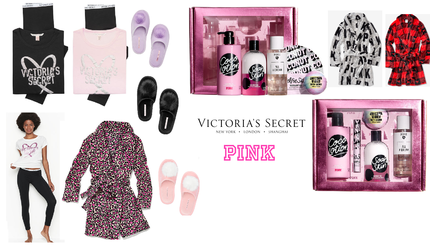 6c3ee84d421ff Victoria's Secret Gift Deals: SIX Pink Ultimate Beauty Boxes + Robe ...