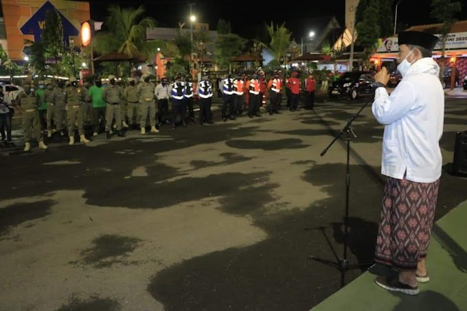 Walikota Madiun Perketat Wilayah Kota Lewat Razia Malam Hari, ODR Bertambah Lagi