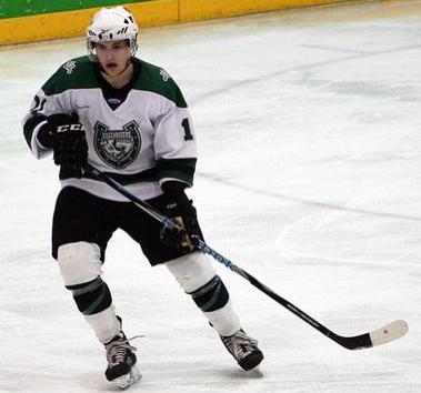 LetsGoDU  DU Recruit Nolan Zajac Traded In USHL Move 6e4c59512