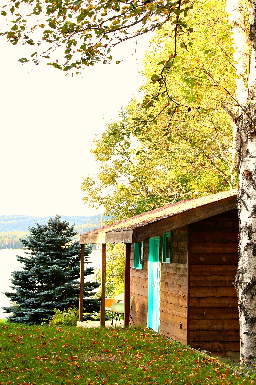 Fall at the Lake