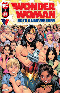 Wonder Woman 80th Anniversary 100-Page Super Spectacular #1 Cover