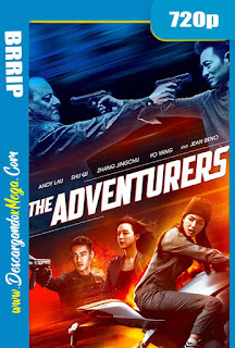 The Adventurers (2017) HD [720p] Latino-Ingles