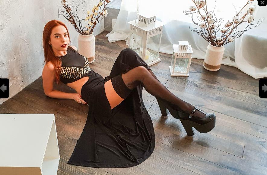 GirlHomeAlone Model Skype