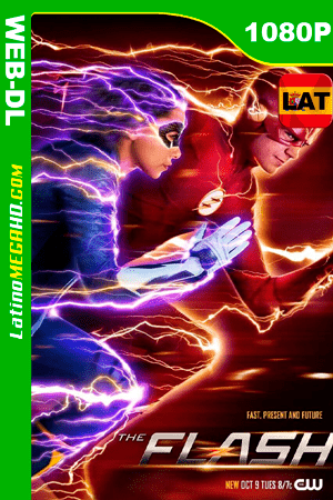 The Flash (TV Series) Temporada 5 (2019) Latino HD WEB-DL 1080P ()
