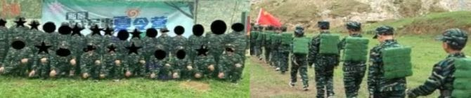 China Trains Tibetan Children In Nyingchi, To Recruit Them As Future Soldiers of PLA