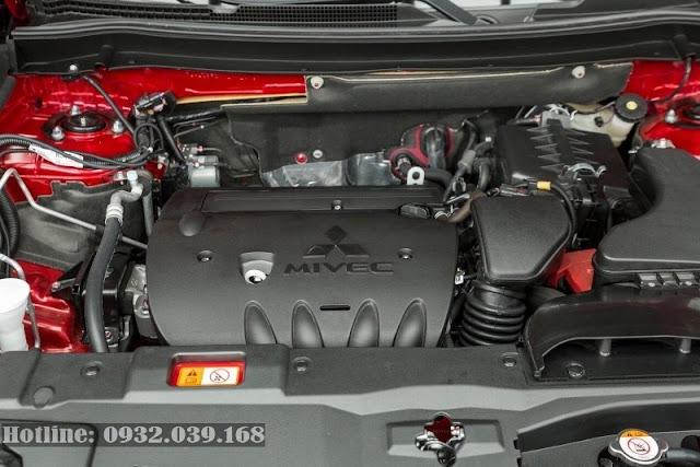 Động cơ Mitsubishi Outlander 2020