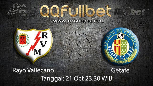 Prediksi Bola Jitu Rayo Vallecano vs Getafe 21 September 2018 ( Spanish La Liga )