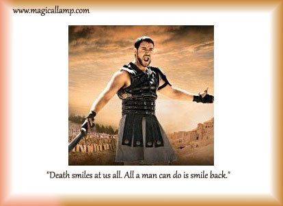 Inspirational Quotes From Movies Gladiator