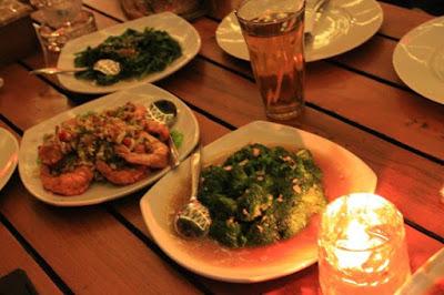 Kuliner Indonesia - Rumah Makan Kampung Laut
