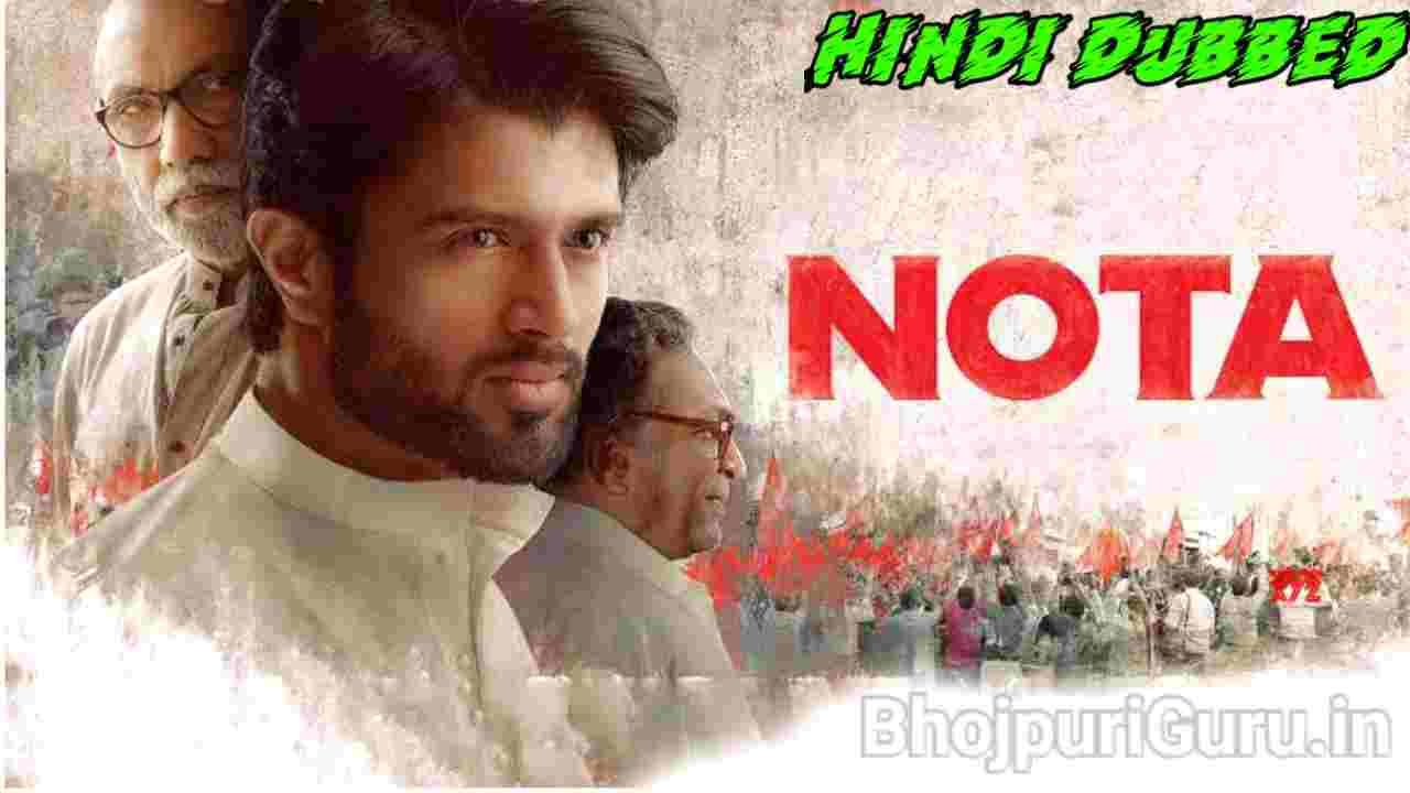 Nota Full Movie Hindi Dubbed | Nota Telugu Movie In Hindi