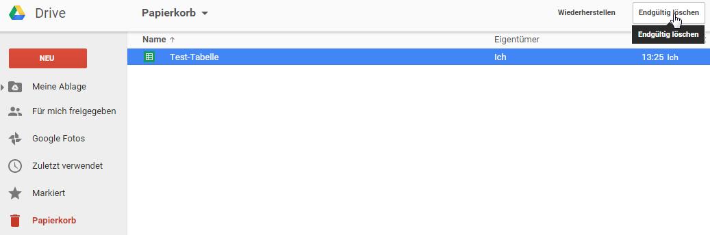 suchergebnisse google löschen
