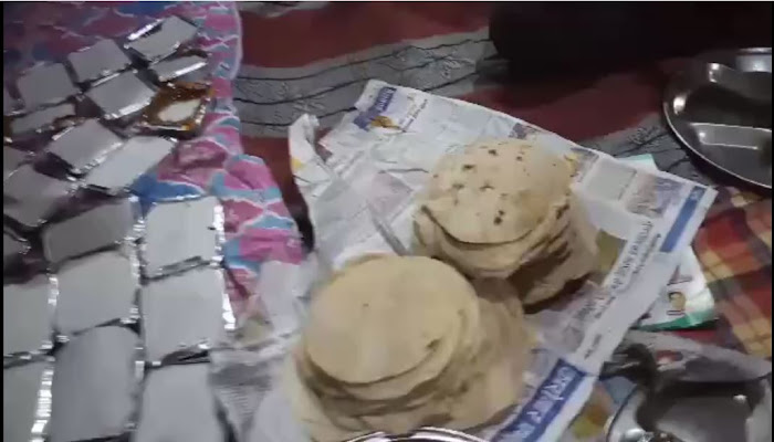 Paneer Chilli Party of last day in Jnv ( Part - 1 ) / Dakshina Party ) 03 : 28