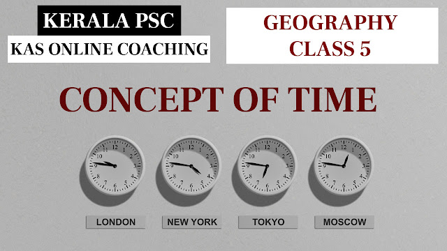 Concept of Time Geography