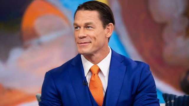 Take ownership of your mistakes, shifting blame will never spark growth – John Cena