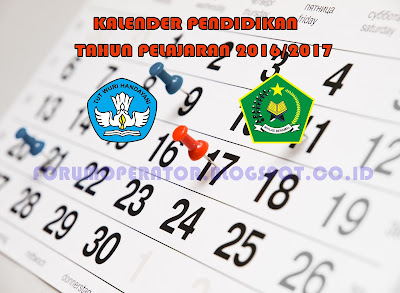 Download Kalender Pendidikan Tahun Pelajaran 2016-2017