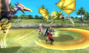 Final Fantasy Explorers Screenshot-1