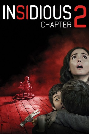 Insidious Chapter 2 (2013) 720p | 900MB | Dual Audio [Hindi + English] BluRay