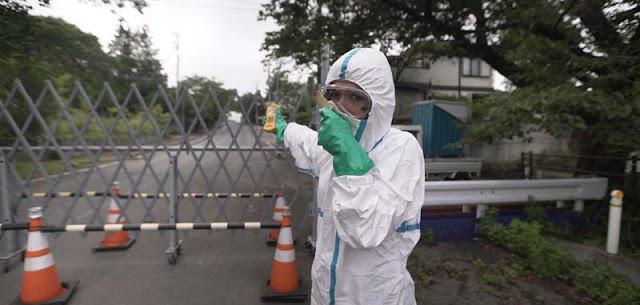 fuera cobertura fukushima