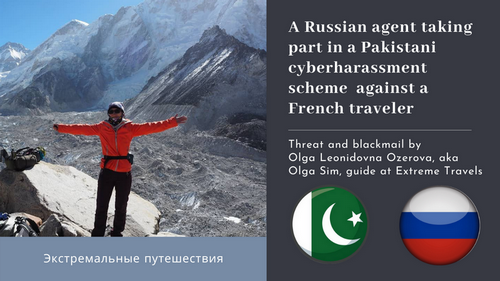Russian Extreme Travels, Karakoram, K2