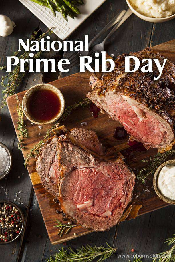 National Prime Rib Day Wishes Photos