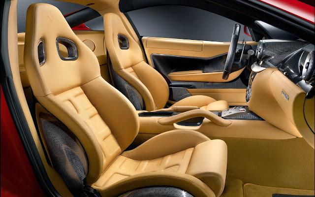 Modifikasi Interior Mobil Sedan