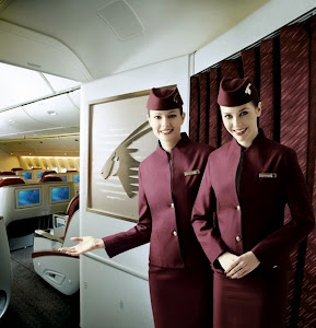 Kenyamanan Qatar Airways