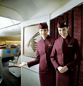 Kenyamanan Qatar Airways