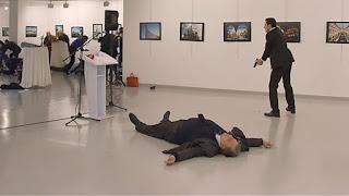 Τουρκία: Ένταλμα σύλληψης κατά του Γκιουλέν για τη δολοφονία του Ρώσου πρεσβευτή το 2016