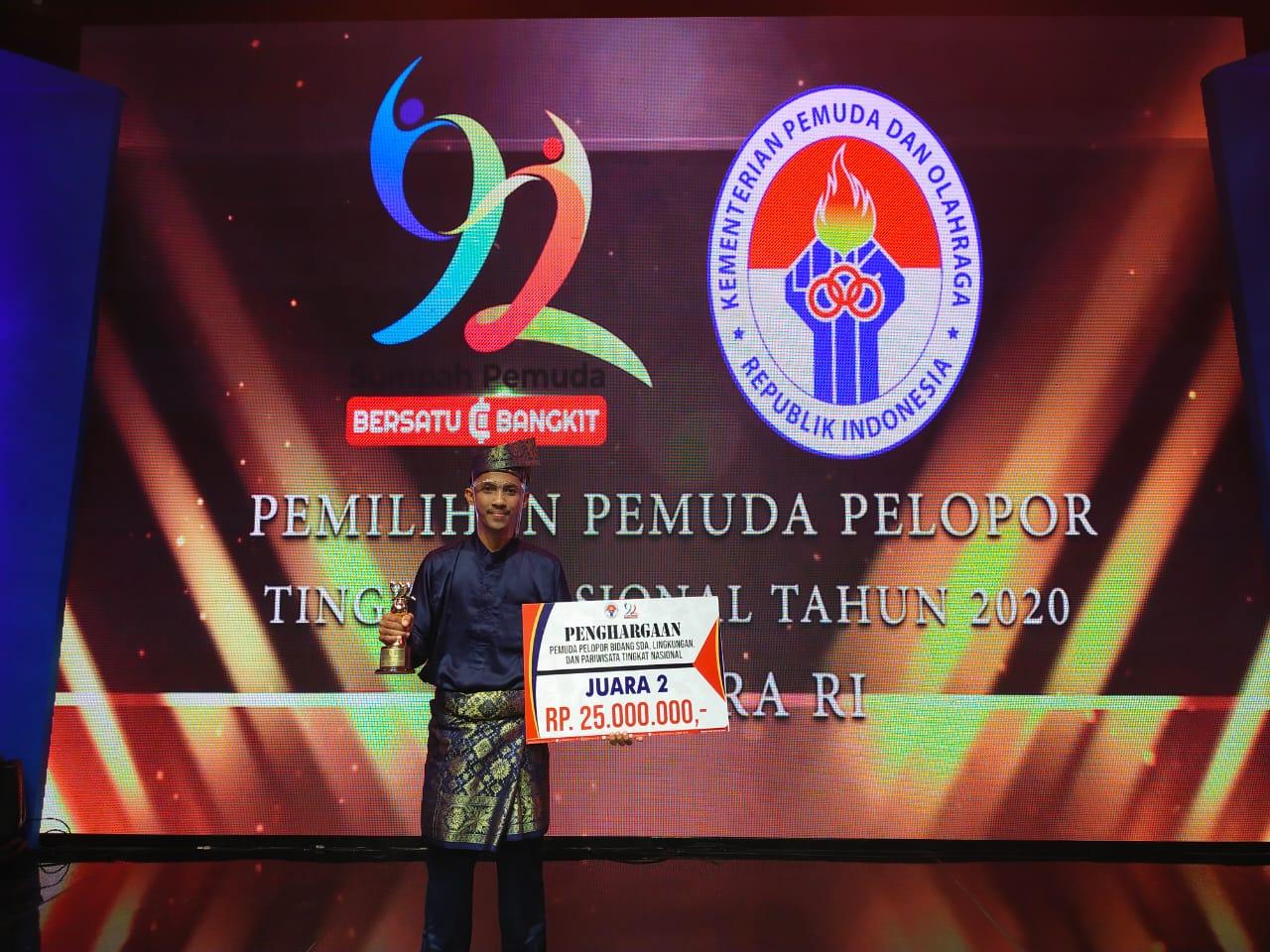 Rudi Hartono Pemuda Pelopor Asal Kubu Raya Raih Juara 2 ...