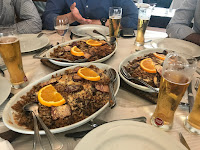 Almoço Mensal de Range Rovers no Porto