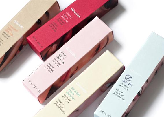 Glossier Balm Dotcom Universal Skin Salves