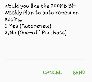 New MTN 200MB For N50 7 Days