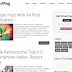 Seo Mag Blogger Template Free Download