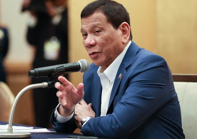 Duterte 'working on' salary hike for teachers
