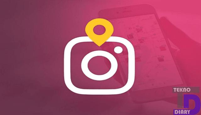 instagram tidak bisa memuat lokasi