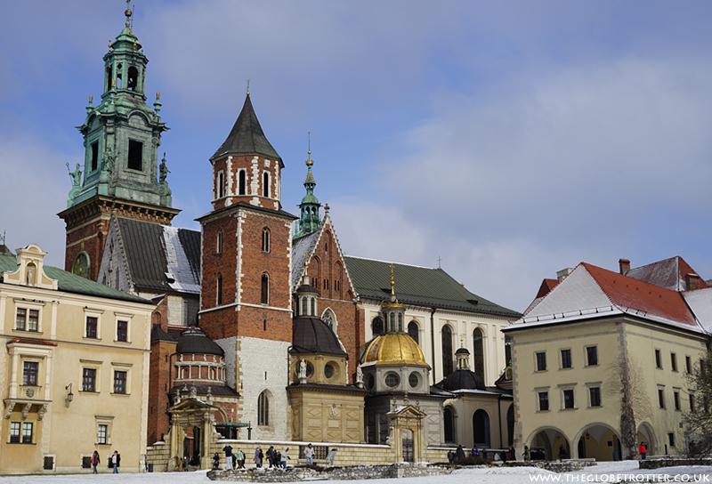 Wawel Royal Complex in Krakow