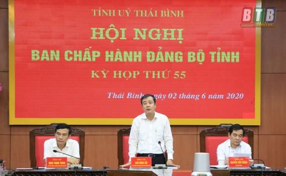 5 cán bộ chủ chốt tỉnh Thái Bình bị khởi tố trong vòng 2 tháng