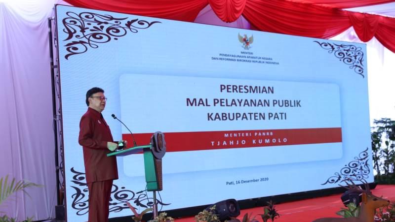 Menteri PANRB Tekankan, Transformasi Pelayanan Publik Dapat Diwujudkan Lewat MPP