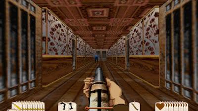 Pantallazo videojuego Outlaws