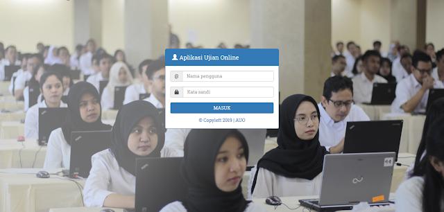 Aplikasi Ujian Online Berbasis Web CAT
