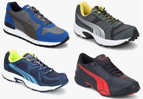 Flat 50% Off on Multi Brand Sports Shoes  + Extra 10% Off @ Jabong (Limited Period Offer)