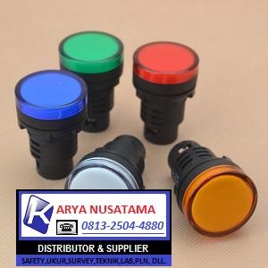 Jual Indikator Pilot Lamp  AD22-22DS 220V di Sumatera
