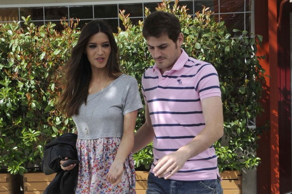 Iker Casillas has been in a relationship with Sara Carbonero since 2009