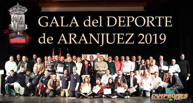 FOTOS Gala del Deporte de Aranjuez