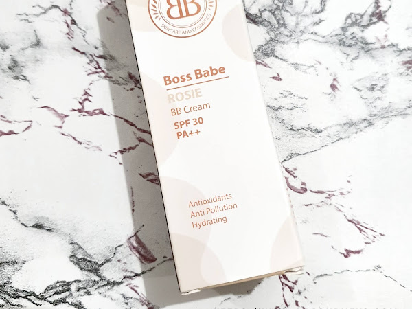 Review Boss Babe BB Cream and Boss Babe Beauty Blend